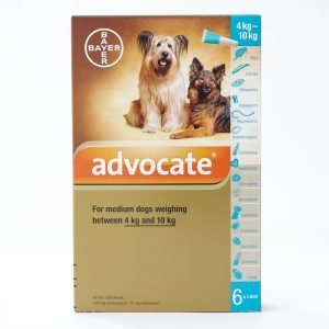 Advocate - Advantage Multi for dogs