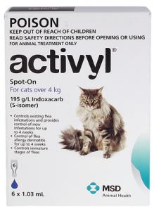 activyl cats