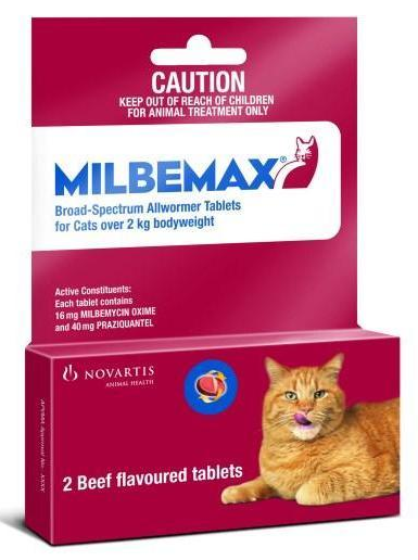 milbemax for large cats
